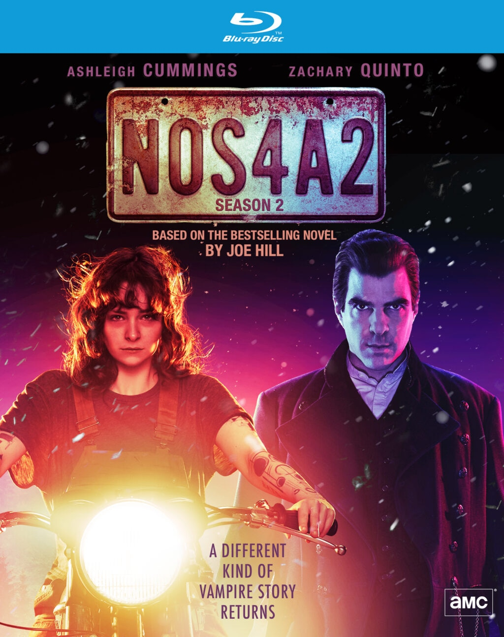 NOS4A2 S2 BD HIC 1024x1296 - NOS4A2 Season 2 Blu-Ray Review - A Fitting End To The AMC Series