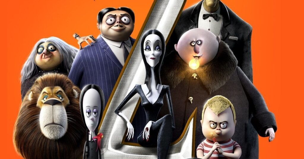 The Addams Family 2 Poster HD 1024x536 - 27 New Horror Movies To Look Forward to in 2021