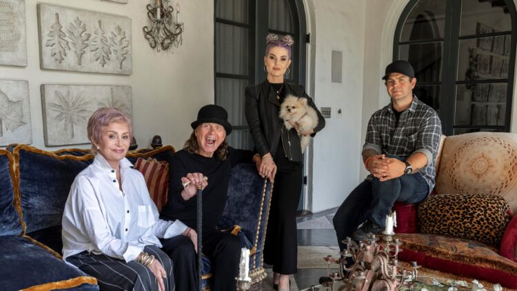 The Osbournes 750x422 - It's An Osbourne Family Ghost Hunt! 2-Hour Travel Channel Special Airs October 30th
