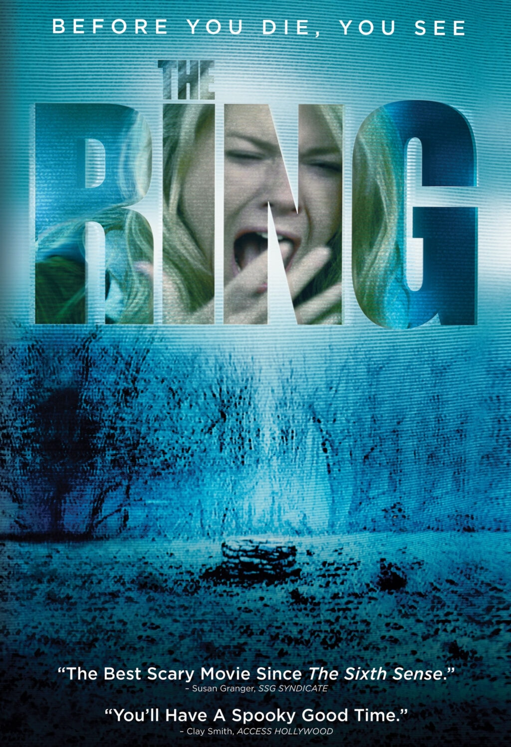 The Ring Poster 1024x1495 - This Day in Horror History: THE RING Was Released in 2002