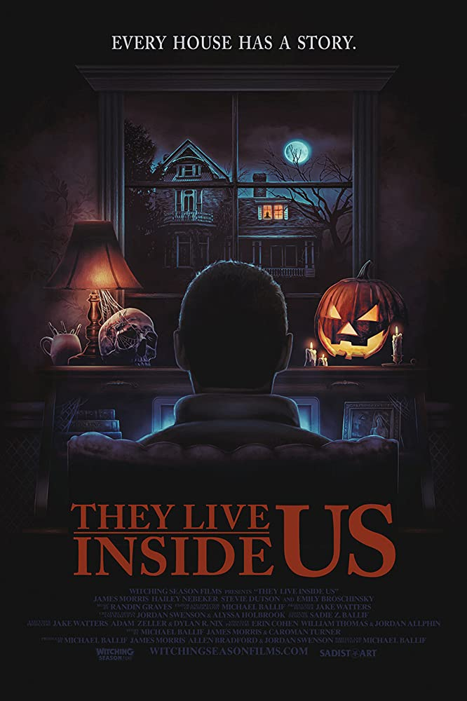 They Live Inside Us Poster - Creepy Scarecrow Featured in Our Exclusive Clip from THEY LIVE INSIDE US
