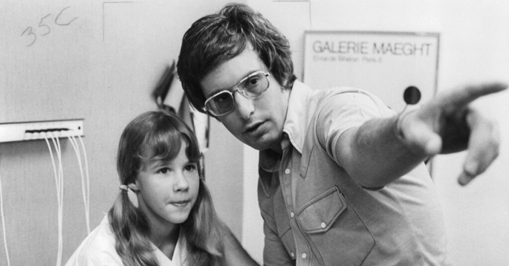 William Friedkin The Exorcist 1024x536 - THE EXORCIST: William Friedkin is NOT Involved with New Version