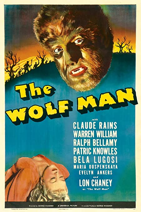 Wolf Man - The Beast In Me: Werewolves, Depression, and Hope