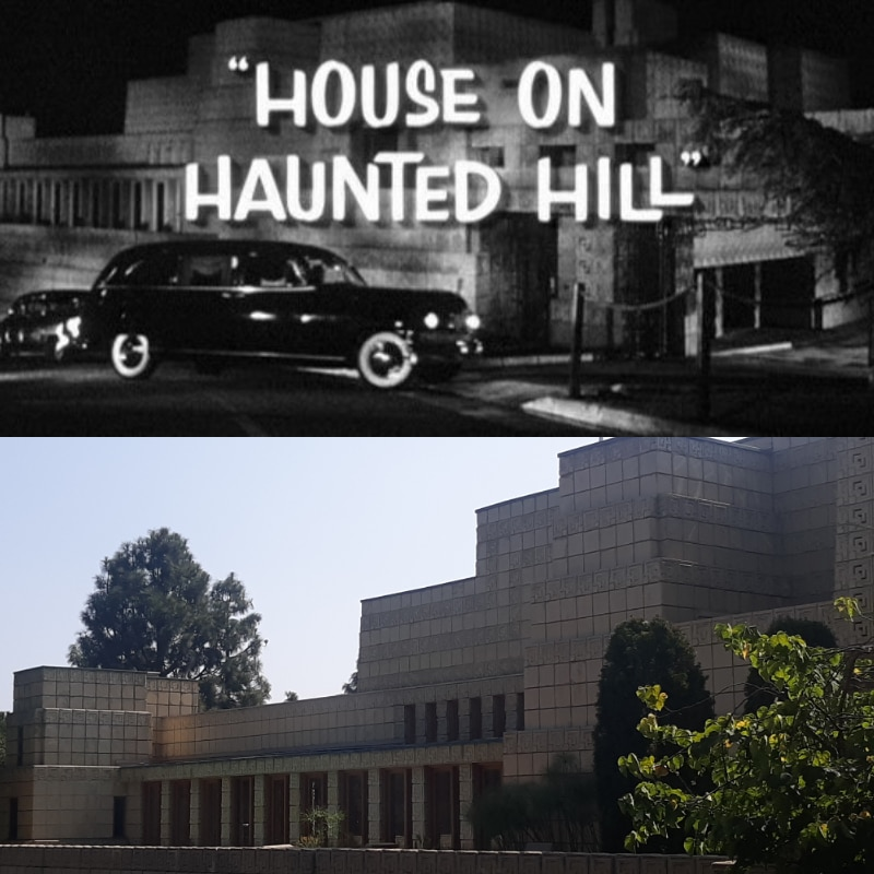 Yvonne Villasenor House on Haunted Hill - 25 LA Horror Movie Filming Locations to Visit This Halloween