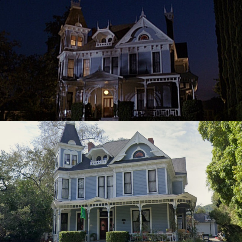 Yvonne Villasenor House - 25 LA Horror Movie Filming Locations to Visit This Halloween