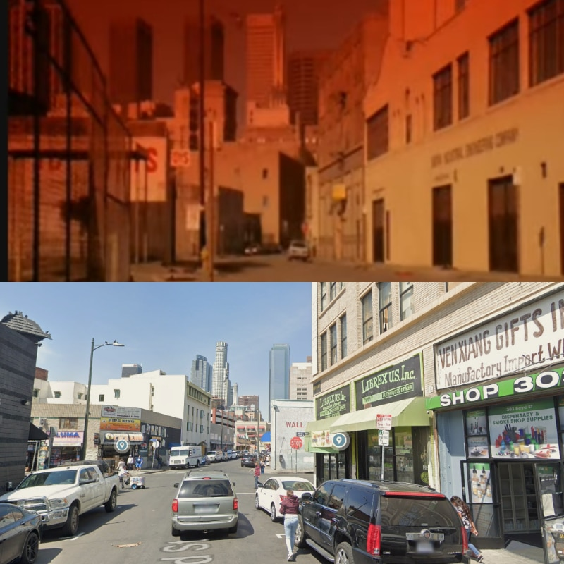 Yvonne Villasenor Night of the Comet - 25 LA Horror Movie Filming Locations to Visit This Halloween