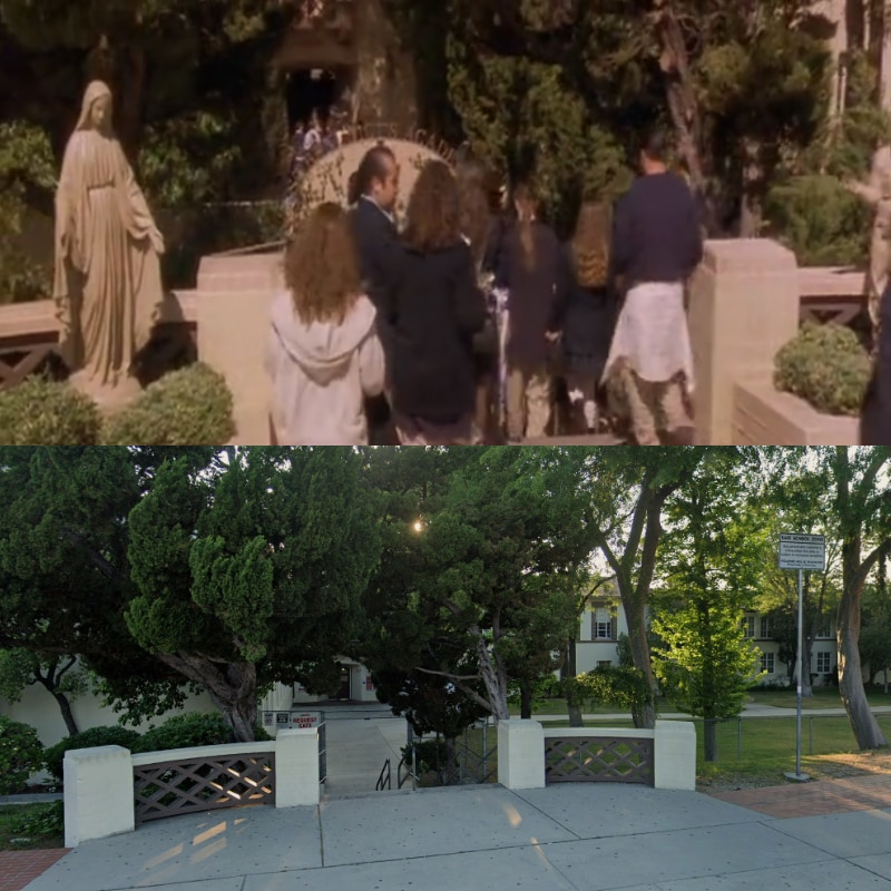 Yvonne Villasenor The Craft - 25 LA Horror Movie Filming Locations to Visit This Halloween