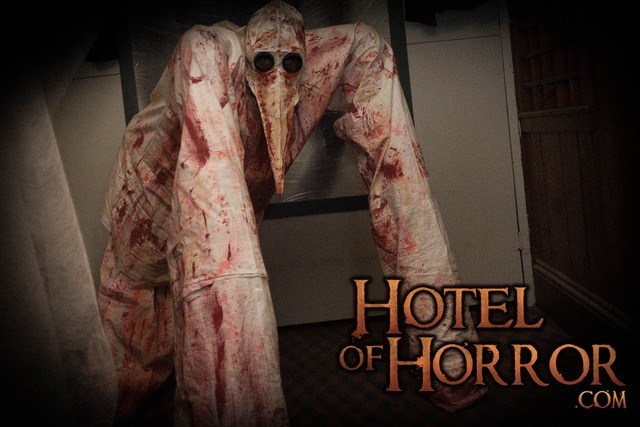 "copyrighthotelofhorror2016210 - The Infamous Legend of the ""Lake House Hotel"" and Home of the Hotel of Horror (Saylorsburg, PA)-2020 Season Review"