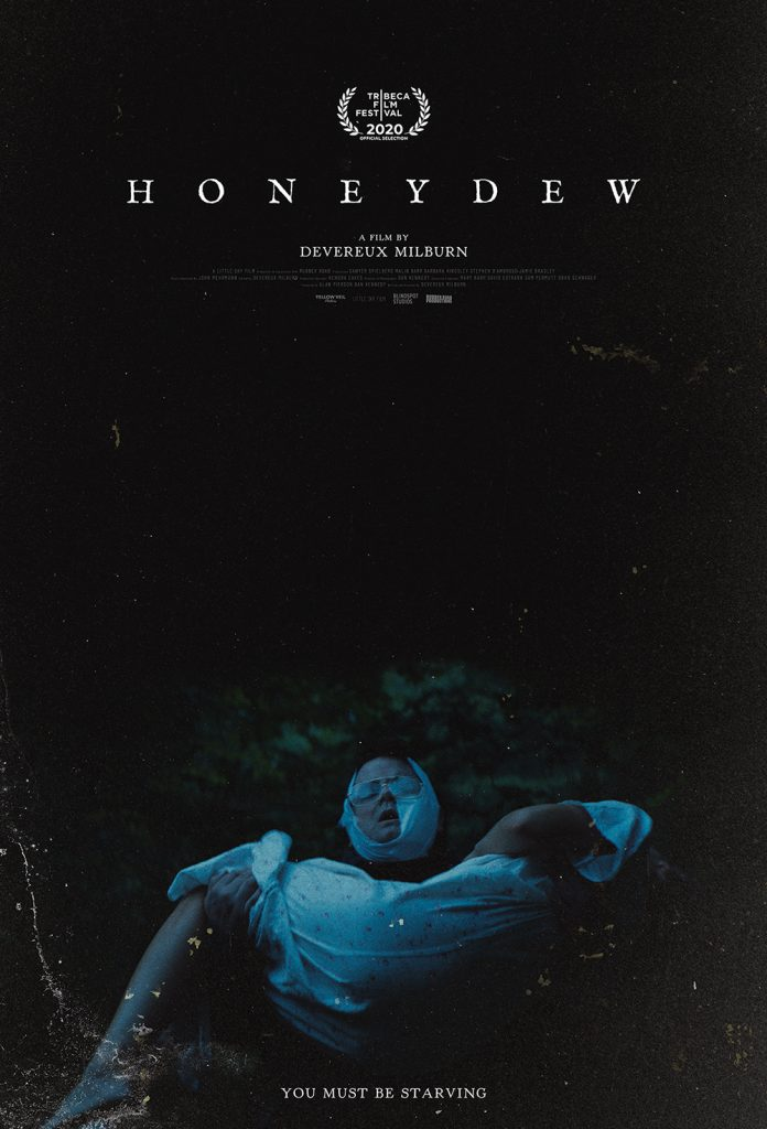 honeydew poster - Nightstream: HONEYDEW Review - Rural Horror Gives New Meaning To The Term Food Coma