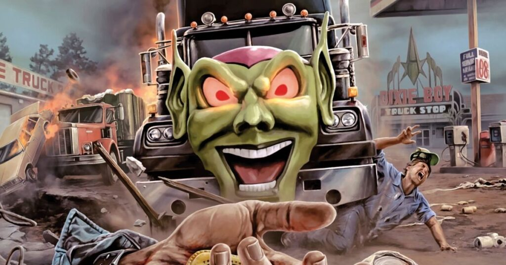 maximum overdrive 1024x536 - Joe Hill Up to Reboot Stephen King's MAXIMUM OVERDRIVE