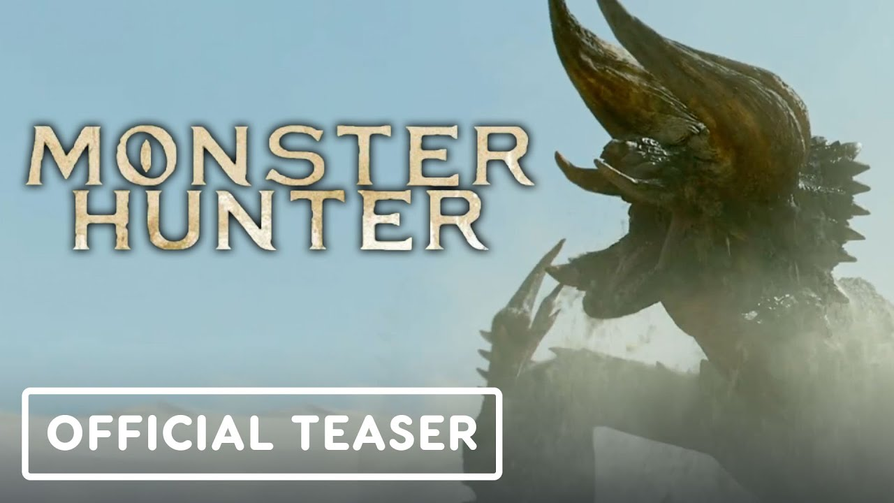 Teaser Monster Hunter With Milla Jovovich Hits Theaters This Christmas
