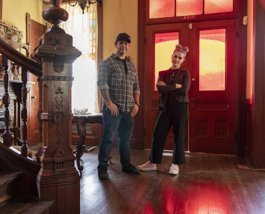 unnamed 49 1024x825 - It's An Osbourne Family Ghost Hunt! 2-Hour Travel Channel Special Airs October 30th