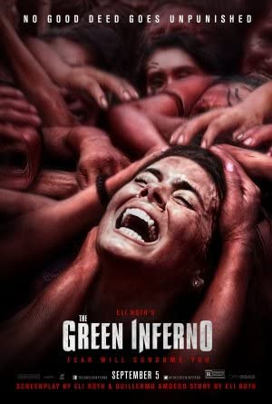3. The Green Inferno - With Chianti & Fava Beans: Celebrating a Few of the Best Cannibal Horror Movies