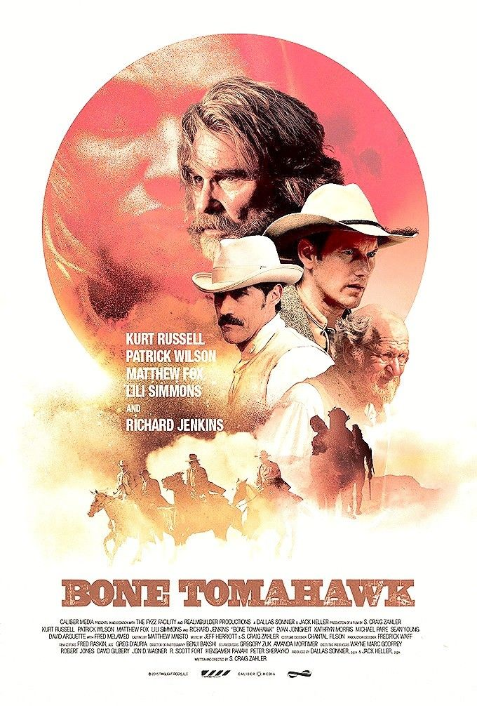 4. Bone Tomahawk - With Chianti & Fava Beans: Celebrating a Few of the Best Cannibal Horror Movies