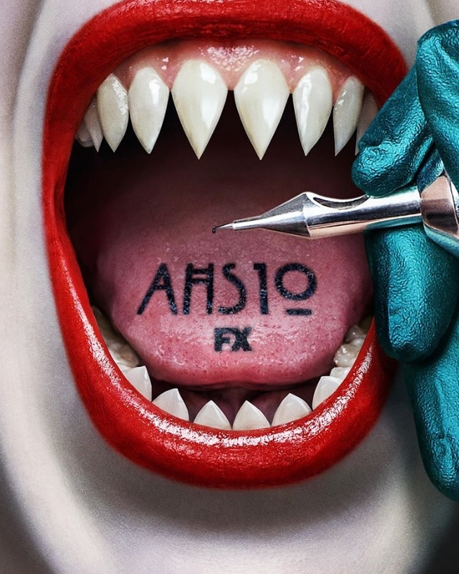 AHS 10Poster - Ryan Murphy Reveals Top 4 New AMERICAN HORROR STORY Themes - Vote Now!