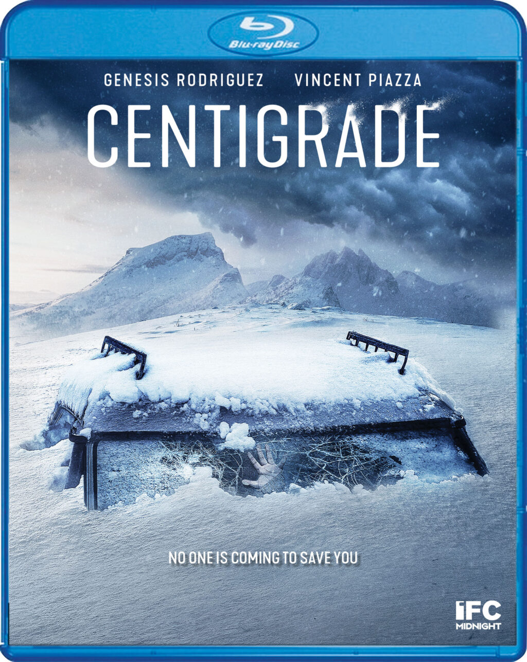 Centigrade Blu ray 1024x1287 - Contained Thriller CENTIGRADE Hits Blu-ray & DVD 2/23