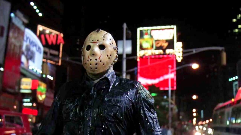 Friday the 13th Jason NYC 1024x576 - FRIDAY THE 13TH Franchise Now Ranked by Rotten Tomatoes Scores - Do You Agree?