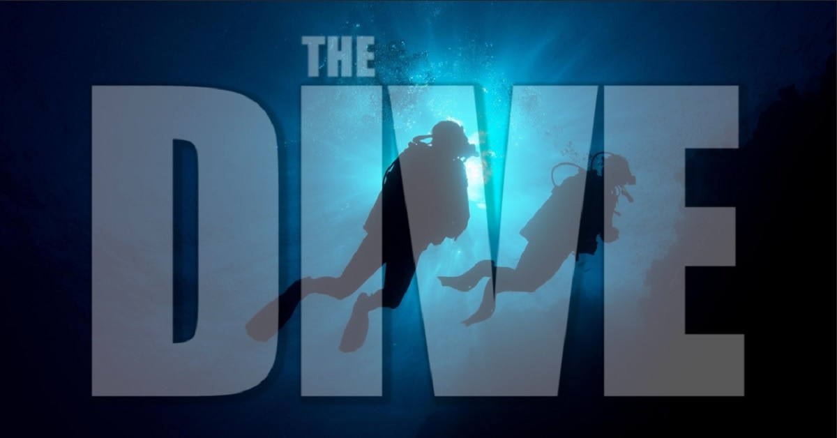 127 HOURS-Style Deep-Sea Survival Movie THE DIVE Sounds Scary as Hell