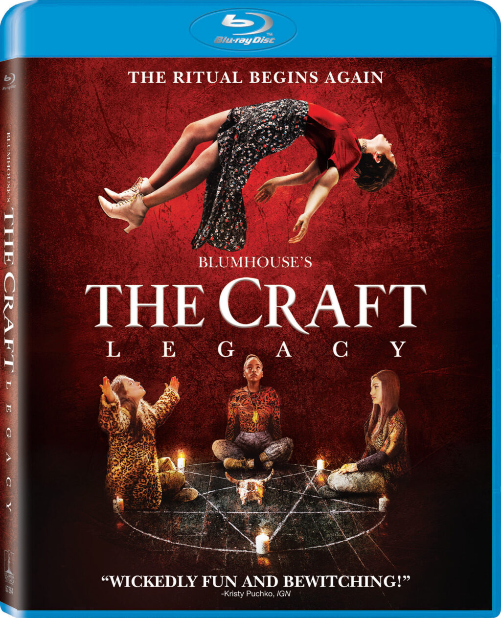 The Craft Legacy will be released on Blu ray 1024x1263 - THE CRAFT: LEGACY Hits Blu-ray & DVD 12/22