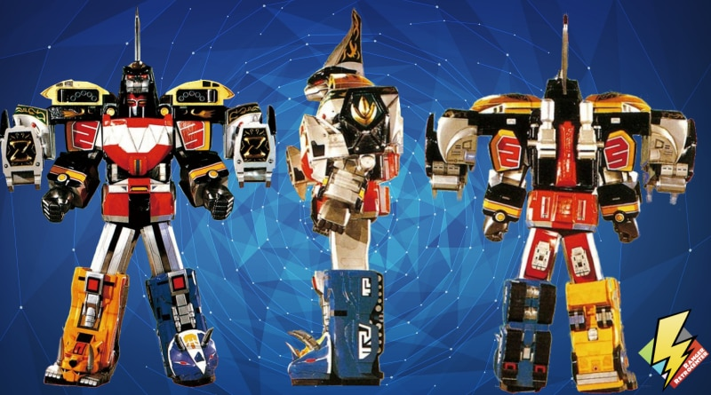 mmpr zrds megadragonzord - Godzilla Vs The Megazord from POWER RANGERS: Who Would Win?