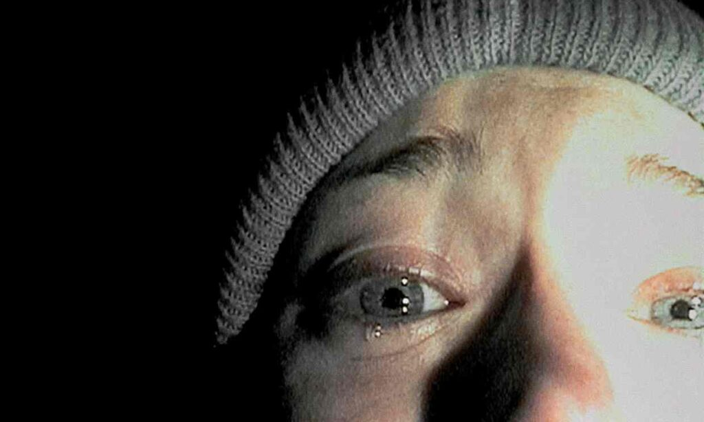 the blair witch project1 1024x614 - Are These Really the Top 10 Scary Movies of the 90s?