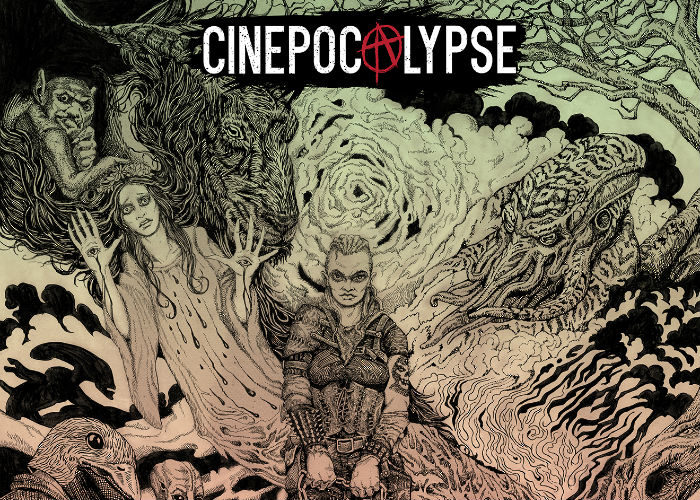 Cinepocalypse Poster 700x500 1 - The Best Horror Festivals in the World 2021