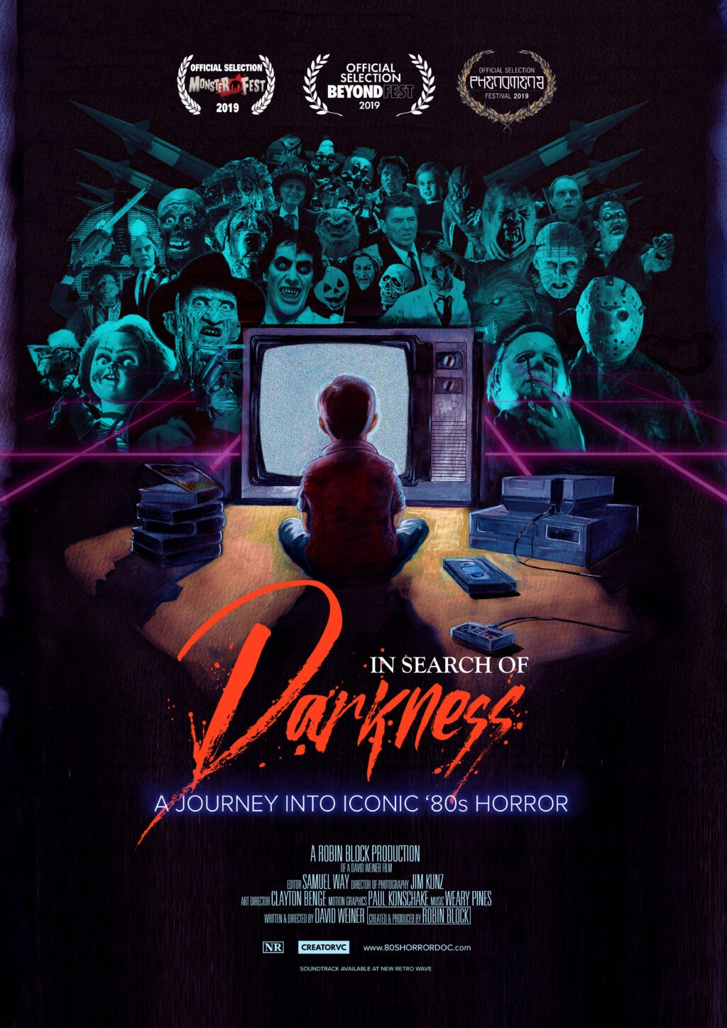 IN SEARCH OF DARKNESS Poster 1024x1448 - EXCLUSIVE: IN SEARCH OF DARKNESS Creator Shares Update on Third Film