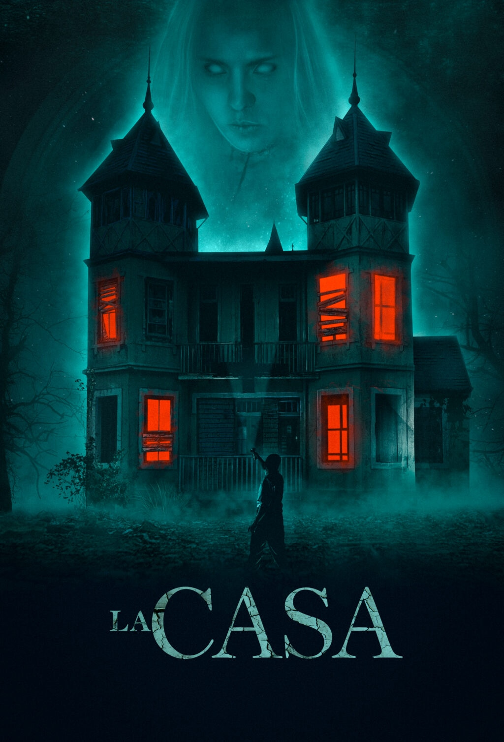 LaCasaPosterNew 1024x1508 - DREAD's First Release of 2021 LA CASA is Now Streaming + Pre-Order Blu-Ray NOW!