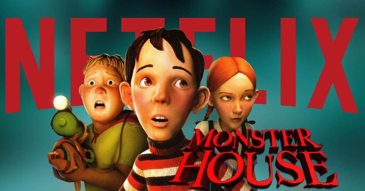MONSTER HOUSE: The Family-Friendly Fright Flick is Back on Netflix