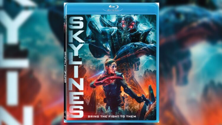 SKYLINES Hits Blu ray 750x422 - New SKYLINES Movie Lands On Blu-ray And DVD 1/12
