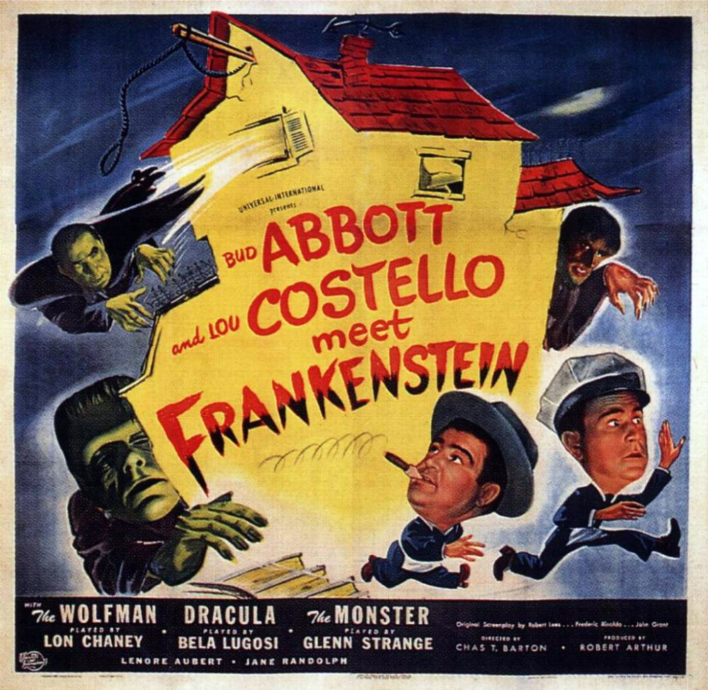 C - Kid's Horror Pushes Upstream: How ABBOTT AND COSTELLO & MAD MONSTER PARTY Made An Impact (PART 2)