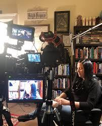 "HELLIER Dana Newkirk jpg - Virtual Panel Series ""Dissecting Horror"" Continues January 13th with Team Behind Paranormal Docuseries HELLIER"