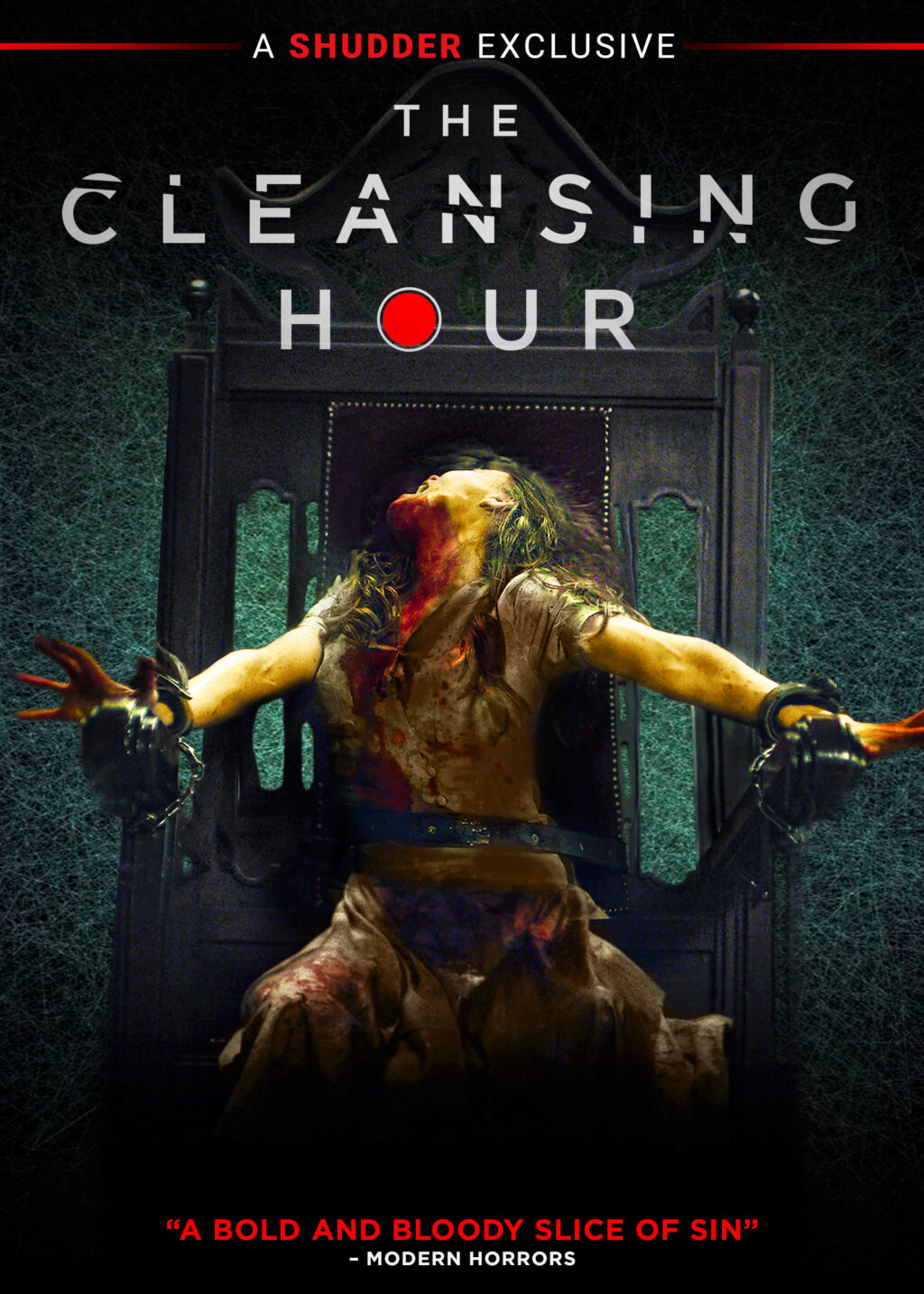 THE CLEANSING HOUR DVD HIC 1 1024x1434 - Contest: Win Extreme Possession Horror THE CLEANSING HOUR on DVD!
