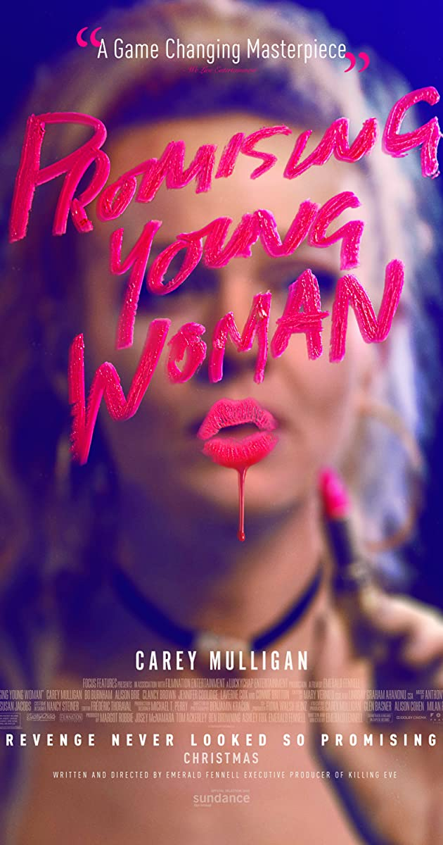 image 1 - PROMISING YOUNG WOMAN Review--A Sensational Pastel Revenge Thriller
