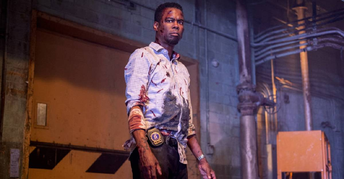 spiral1 - Trailer: Chris Rock's SAW Spin-Off SPIRAL!