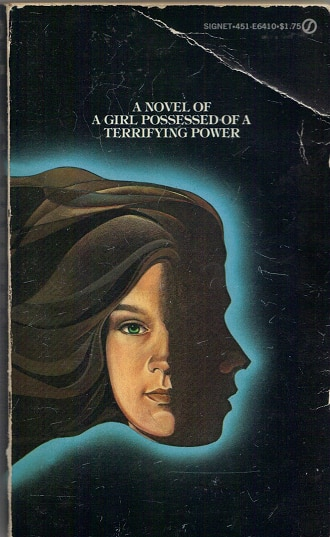 Carrie 1975 - Horror in Print: My Personal Journey With Horror (Swimming Upstream PART 5)
