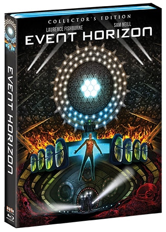Event Horizon Collectors Edition - EVENT HORIZON Blu-ray Review - Anderson's Best Gets New Upgrade