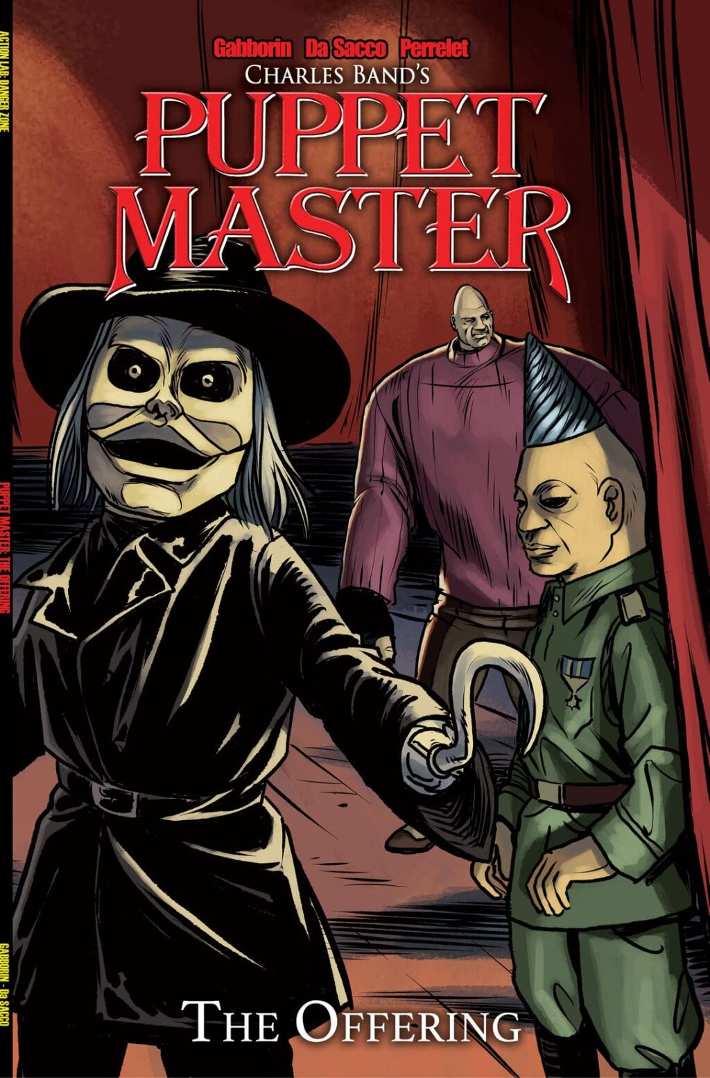 Puppet Master 1024x1554 - The Other Cursed Pages: 4 More Comics for Horror Fans