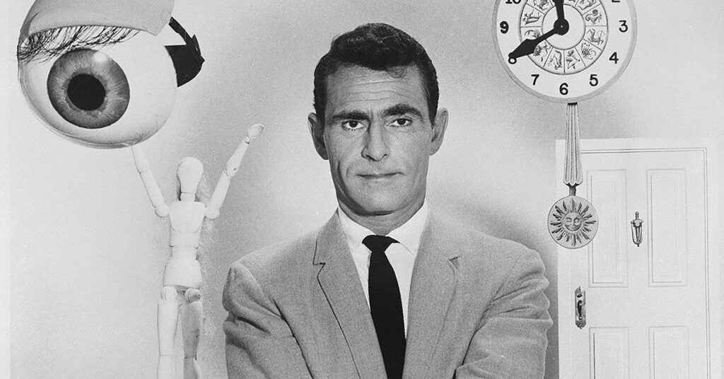 Rod Serling 1024x536 - Donnie Darko Director's ROD SERLING Biopic Is A Big Fantasy Sci-Fi That Pays Tribute In The Best Possible Way