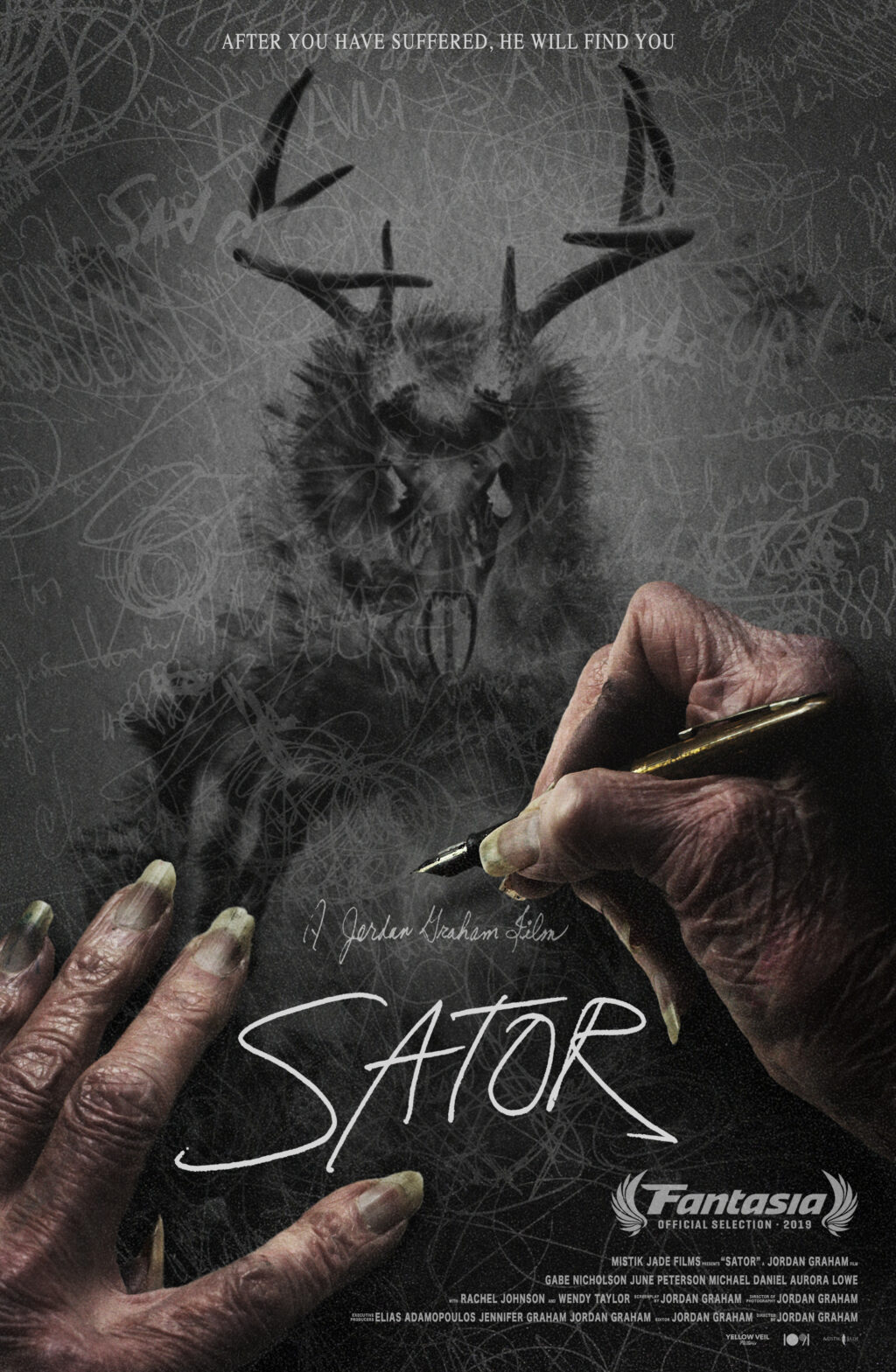 Sator Poster 1 1024x1569 - Our Virtual Panel Series Continues Tonight @ 6 PM (PST) with Director & Cast of SATOR, Based on Real-Life Experiences