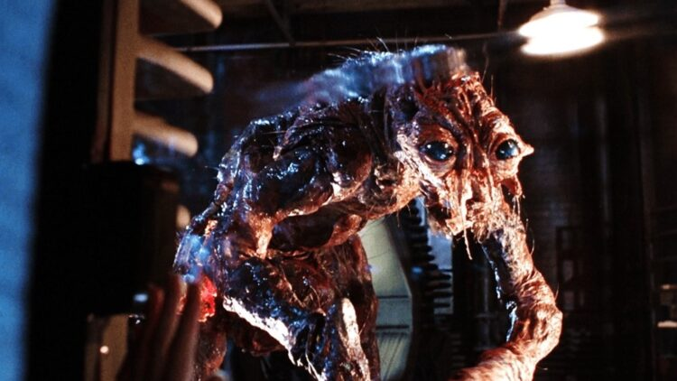 The Fly 1986 Banner 750x422 - My Body, My Horror: Body Positivity in the Horror Genre