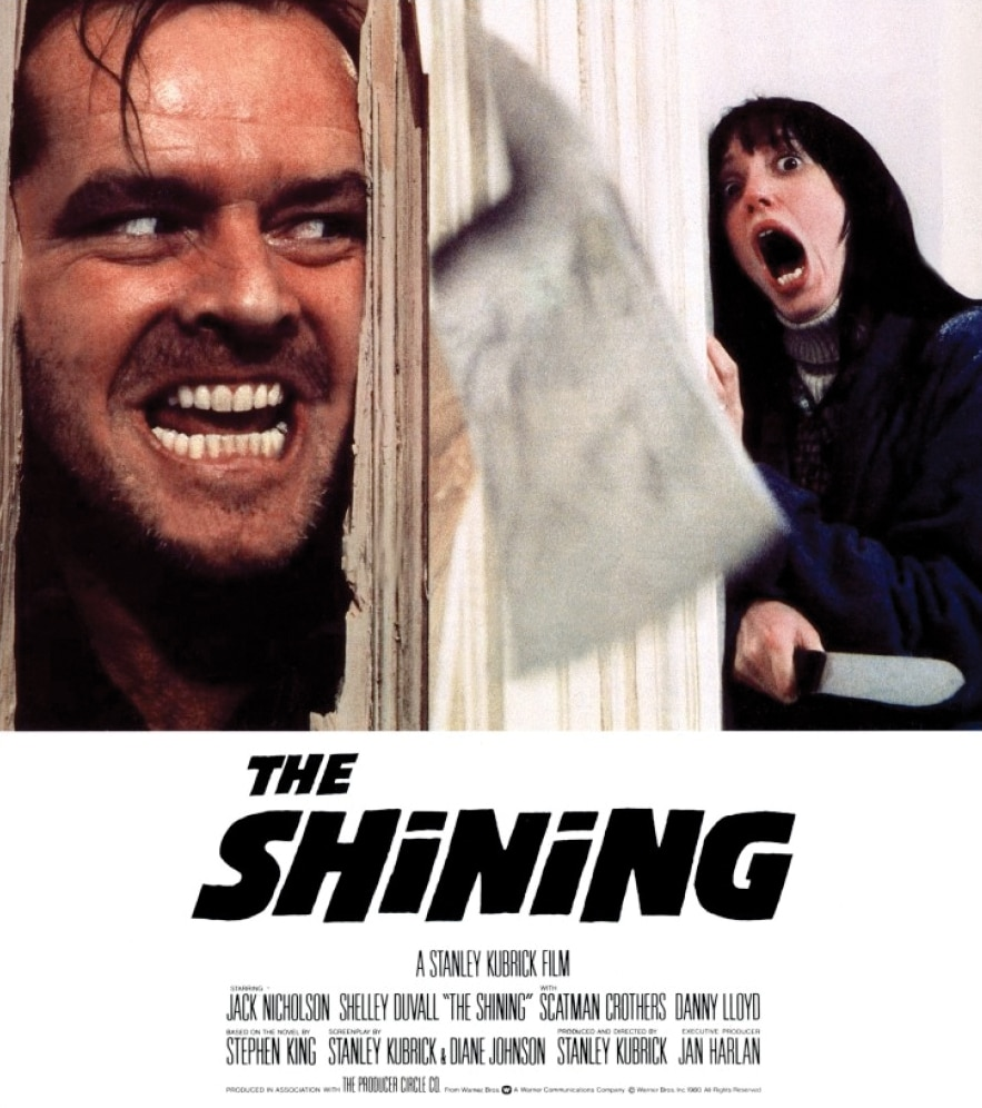 The Shining 001 - Horror in Print: My Personal Journey With Horror (Swimming Upstream PART 5)