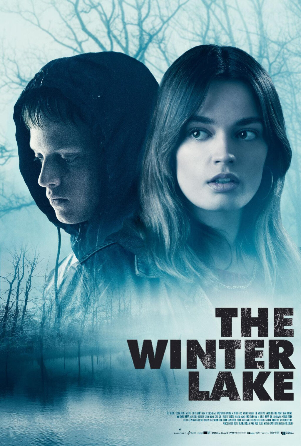 The Winter Lake 1024x1517 - Trailer: Harrowing Coming-of-Age Horror THE WINTER LAKE Arrives March 5th
