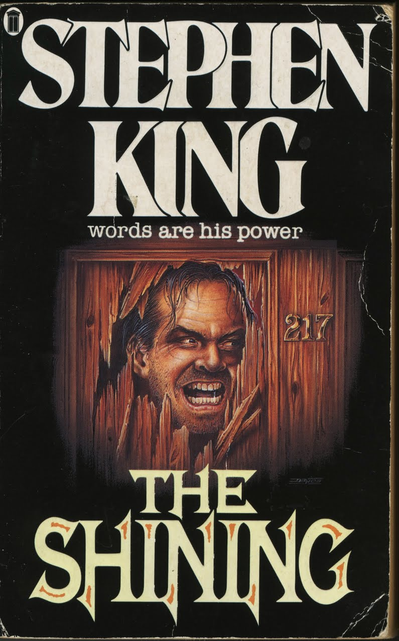 shining 2 - Horror in Print: My Personal Journey With Horror (Swimming Upstream PART 5)
