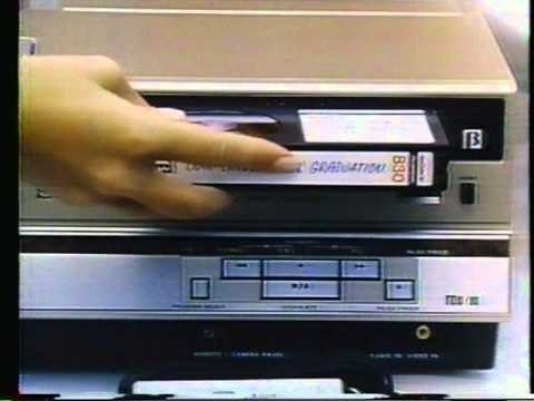 vcr - Late Night in the Reagan Era: Swimming Upstream on A Personal Horror Journey (PART 4)