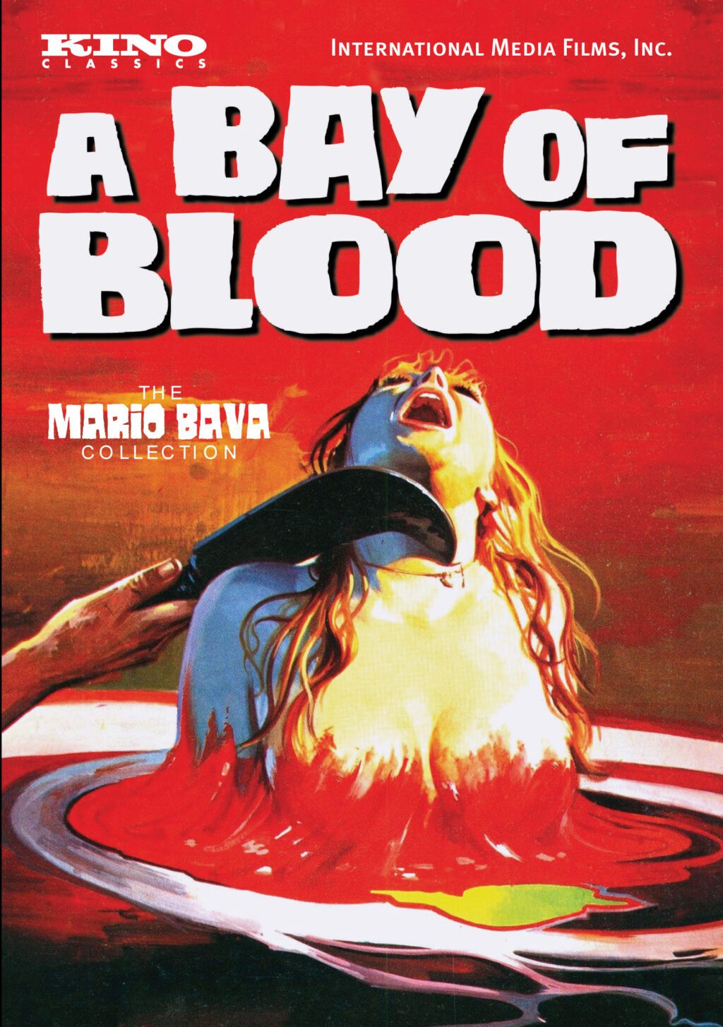 A Bay of Blood Poster 1024x1455 - A BAY OF BLOOD New Retrospective: Black Gloves, Candy Blood, and Razor Blades