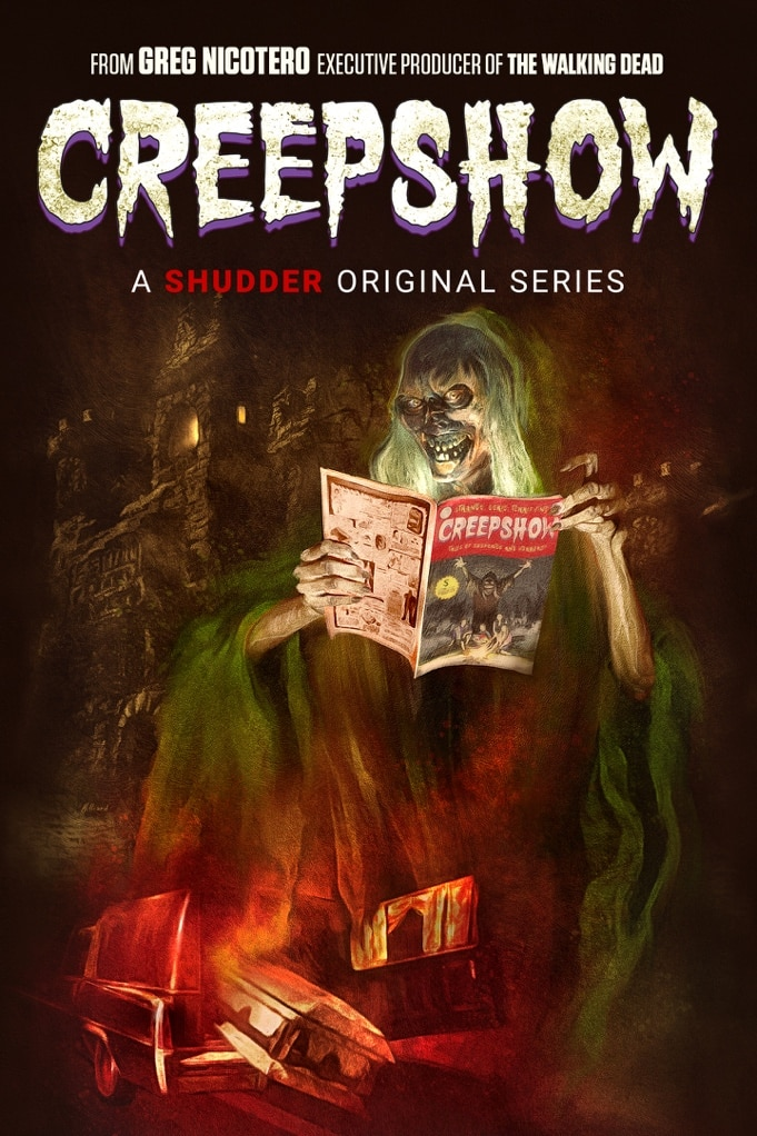 Creepshow Season 2 Banner - Here's a New Clip from CREEPSHOW S2 Episode 2 On Shudder April 8th