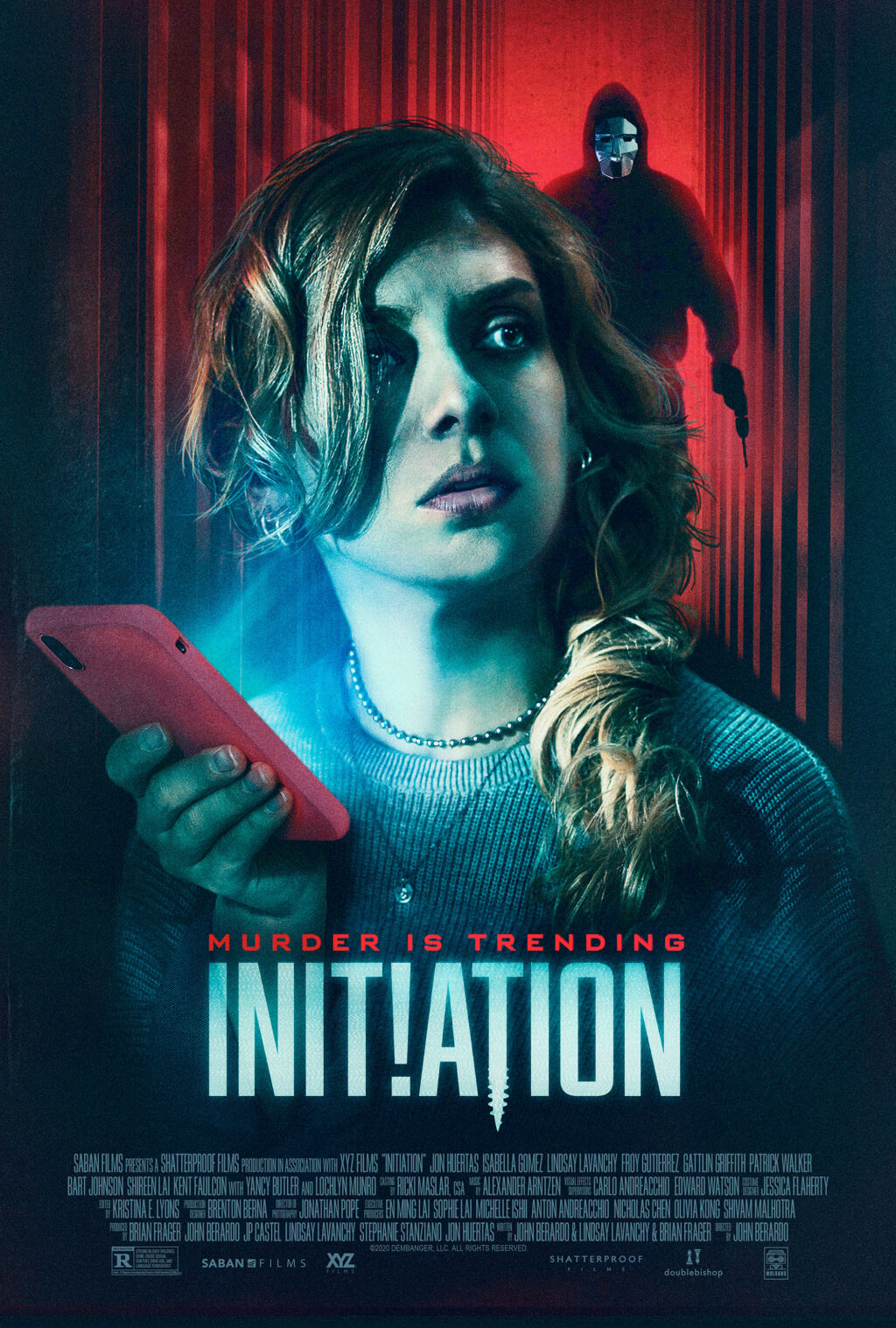 Initiation rated 2MB 1024x1517 - INITIATION Exclusive Interview: John Berardo Talks How Being a Fan of Slashers Influenced His New Film