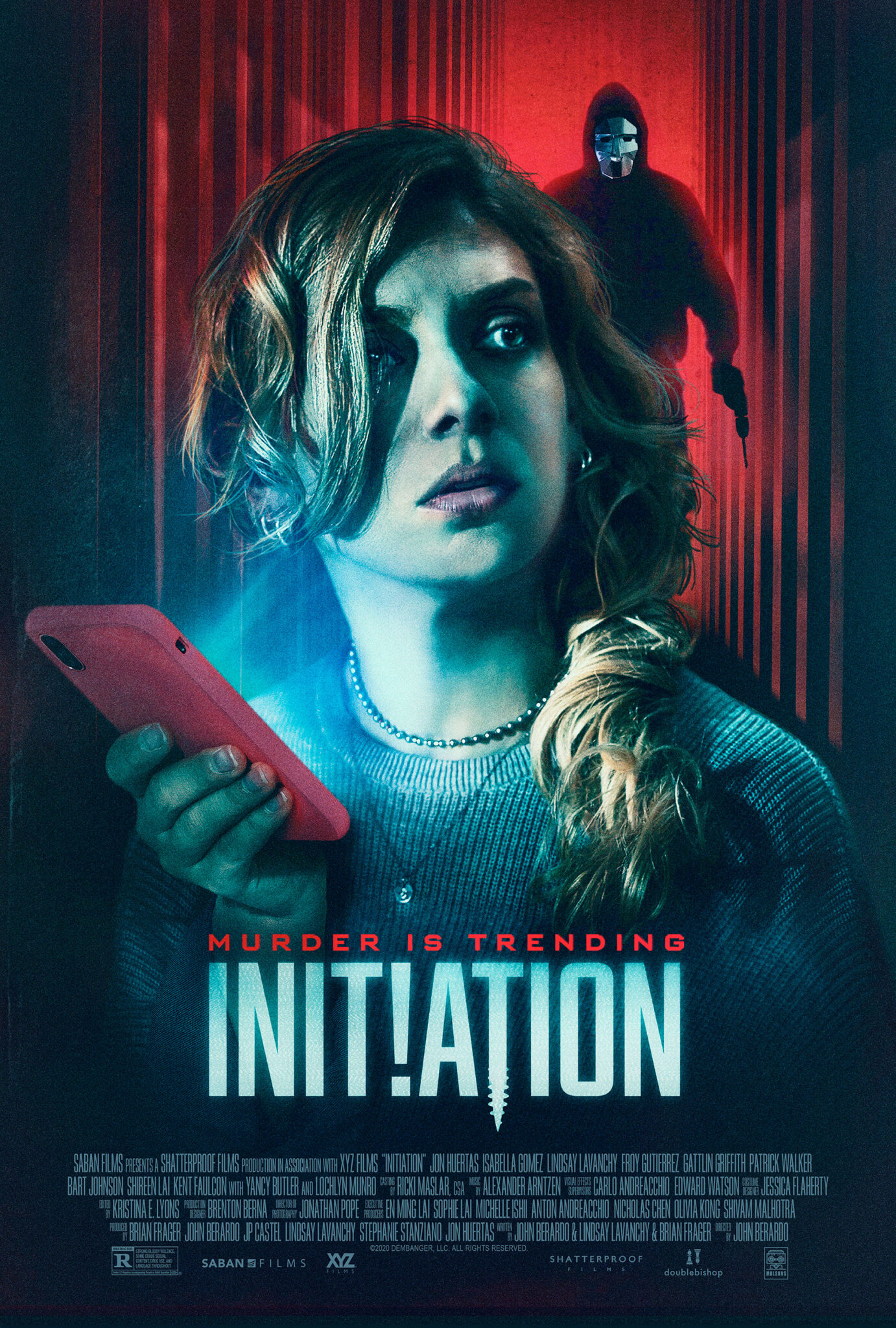 INITIATION Exclusive Interview: John Berardo Talks How Being a Fan of Slashers Influenced His New Film