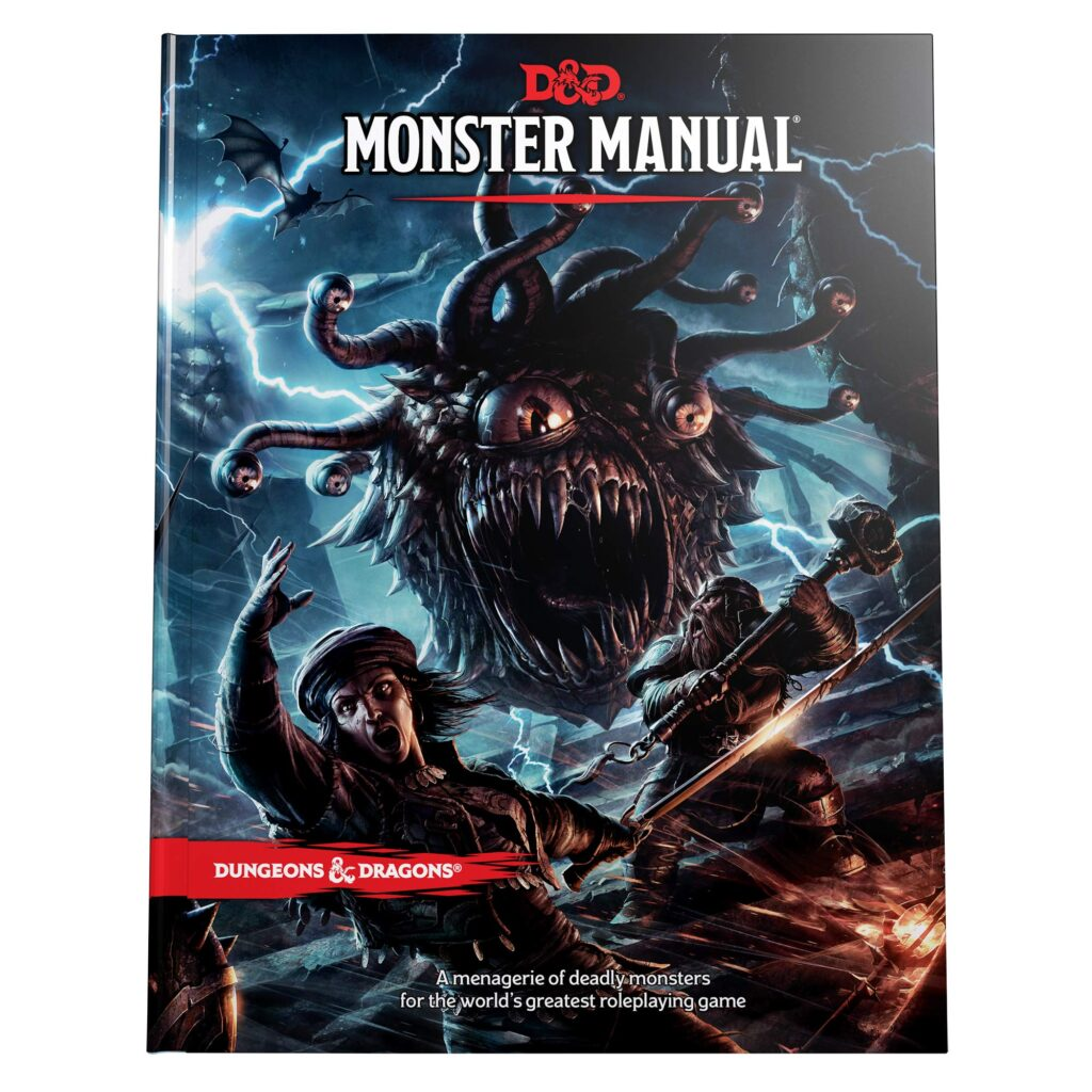 Monster Manual 1024x1024 - IT/GRETEL & HANSEL Star Sophia Lillis Has Joined the Cast of Paramount's DUNGEONS & DRAGONS Movie